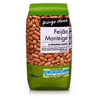 Feijão Manteiga Seco Pingo Doce 500G