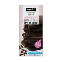 Chocolate Pura Vida Preto Sem Açúcar 100G