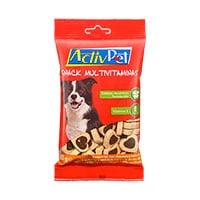 Snack Multivitaminas Para Cão 140G
