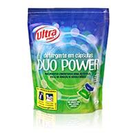 Detergente Cápsulas Duo Power 17 Unidades