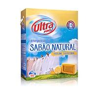 Detergente Em Pó Sabão Natural 88 Doses
