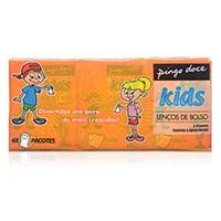 Lenço De Bolso Pingo Doce Kids 6 Unidades