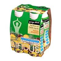 Iogurte Liq Bifidus Pingo Doce  170G, Ananas