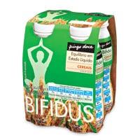 Iogurte Liq Bifidus Pingo Doce  170G, Cereais