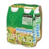 Iogurte Liq Bifidus Pingo Doce  170G, Kiwi