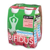 Iogurte Liq Bifidus Pingo Doce  170G, Morango