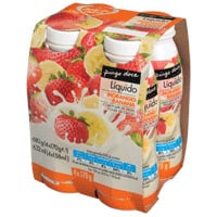 Iogurte Líquido Pingo Doce 170G, Morangobanana