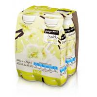 Iogurte Líquido Baunilha Pingo Doce 4x170g