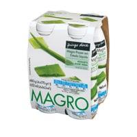 Iogurte Liq Mag Pingo Doce 170G, Aloe Vera