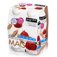 Iogurte Líquido Magro Pingo Doce, Morango Cereais