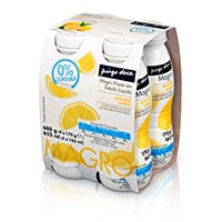 Iogurte Líquido Magro Limão 170G
