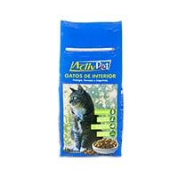 Alimento Seco Para Gato De Interior Activpet 2Kg