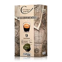 Café Expresso Descobrimentos Pingo Doce 16X8G