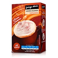 Cappuccino Pingo Doce 10X13G