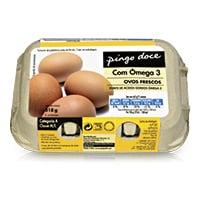 Ovos Omega 3 6 Unidades