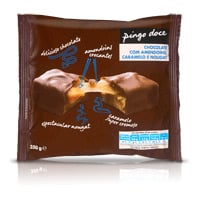 Chocolate Com Amendoins, Caramelo E Nougat 350G