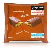 Chocolate Com Caramelo E Bolacha 350G