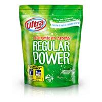 Detergente Cápsulas Regular Power 18 Unidades