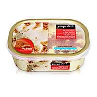 Gelado Momentos Deliciosos Bolacha Tipo Belga E Molho De Caramelo 950Ml
