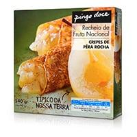 Crepes De Pêra Rocha Pingo Doce 6X90G