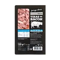 Bacon Tiras Pingo Doce 2X75G