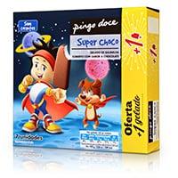Gel Super Choco Pingo Doce Chocolate 7 Unidades