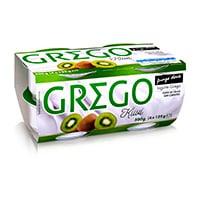 Iogurte Grego Kiwi 4X125G