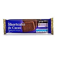 Bolacha Shortcake Cacau Pingo Doce 185G