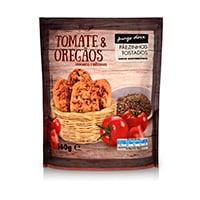 Pãezinhos Tostados Com Tomate E Oregãos 160G