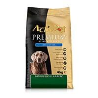 Comida Seca Para Cão Plus 4 Kg