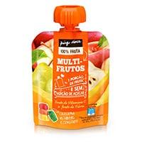 Bolsa De Fruta Multifrutos Pingo Doce 90G