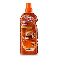 Lava Tudo Brilhante Madeira Ultra Pro