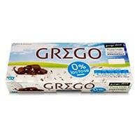 Iogurte Grego Sem Lactose Stracciat Pingo Doce 2X120G