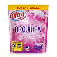 Detergente Máquina Cápsulas Orquidea Ultra Pro 40 Unidades
