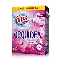 Detergente Máquina Roupa Orquidea Ultra Pro 100 Doses