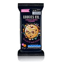 Cookies de Chocolate XXL Chocolate Branco e Arandos Pingo Doce 200g