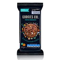 Cookies de Chocolate XXL Triplo Chocolate Pingo Doce 200g