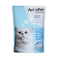 Absorvente Em Silica Gel Para Gatos 3,8 L