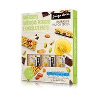 Barra de Frutos Secos Pingo Doce Pistachio e Chocolate 3x35G