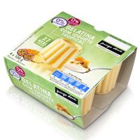 Gelatina com Iogurte Tropical Pingo Doce 4x100g