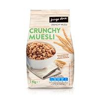 Crunchy Muesli Pingo Doce 1K