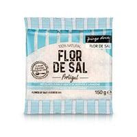 Flor De Sal Pingo Doce 150G