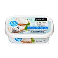 Queijo Fresco p/ Barrar s/ Lactose Pingo Doce Pura Vida 200g