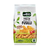 Fusilli Go Bio 150g