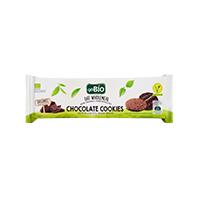 Bolachas de Aveia com Chocolate Go Bio 200g