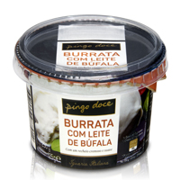 Burrata Fresca Pingo Doce 125g