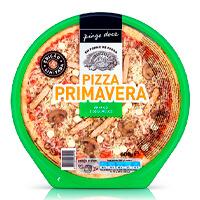 Pizza Fresca Primavera Pingo Doce 600g