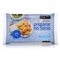Pastéis de Bacalhau Congelados para Forno Pingo Doce 10 Unid.