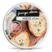 Paté de Atum Pingo Doce 65g