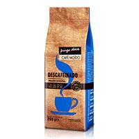 Café Moído Descafeinado Pingo Doce 250g